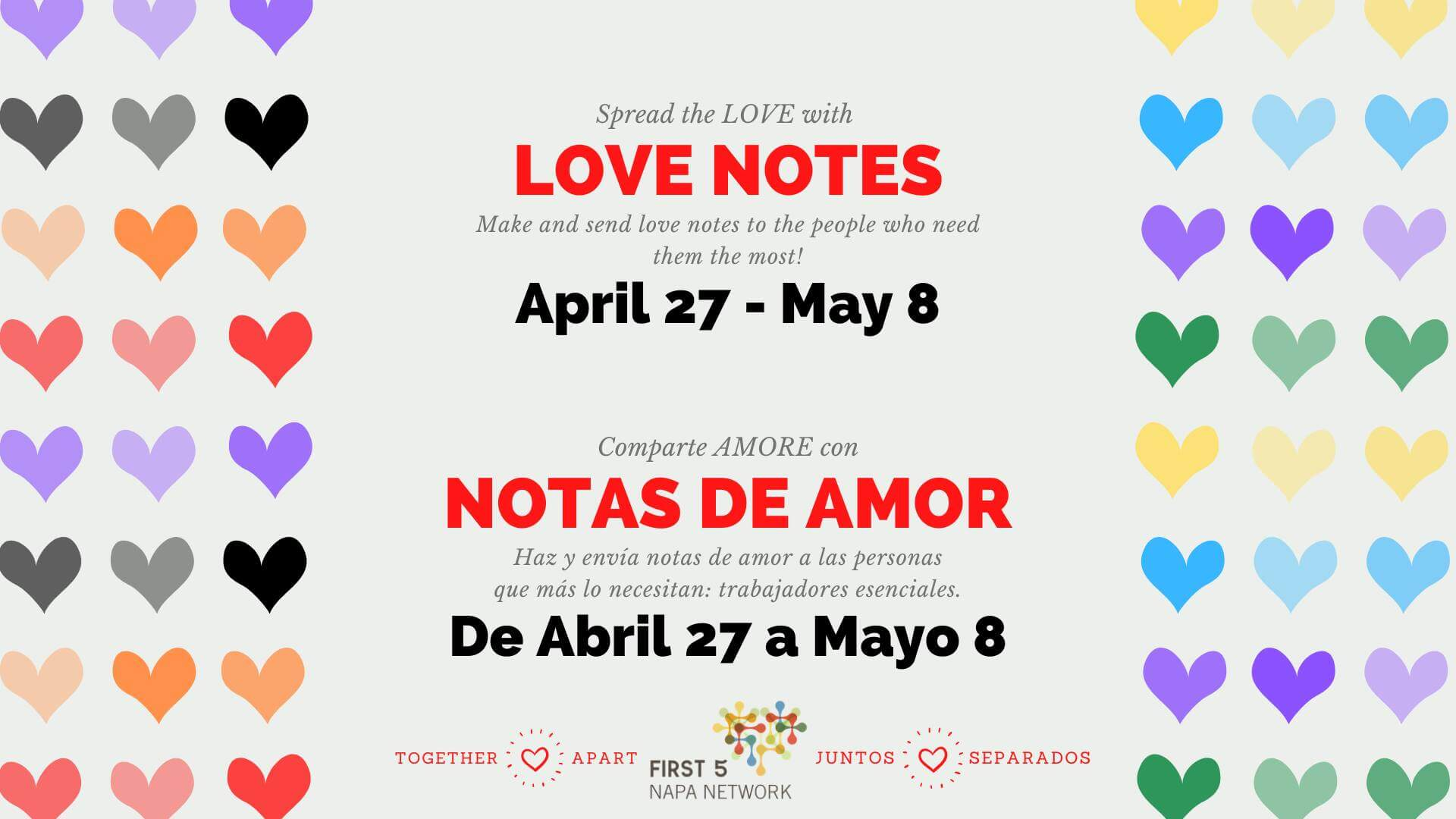 Love Notes by Together Apart Campaign