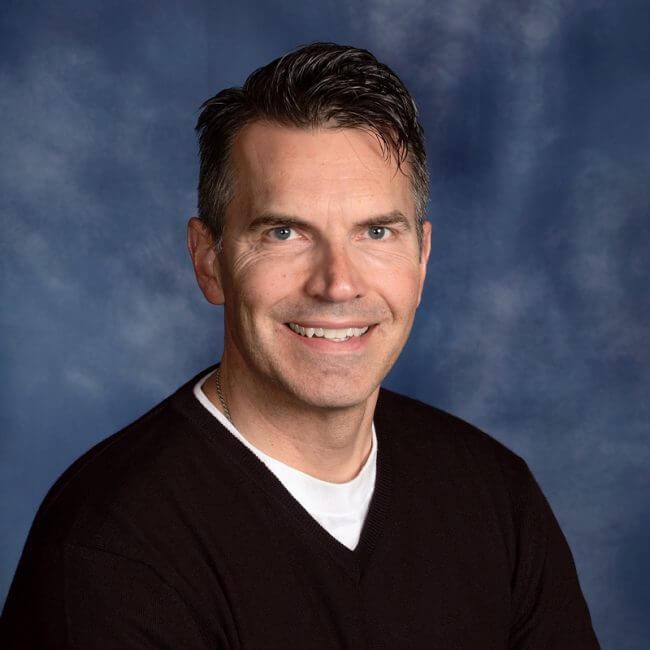 Dr. Pete Shaw