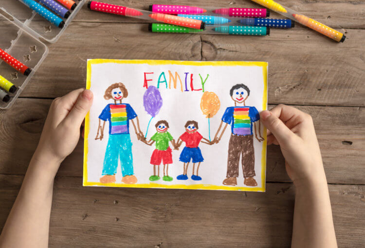 Families, Families, Families! by Suzanne and Max Lang