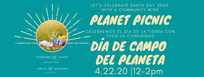 Planet Picnic by Together Apart Campaign