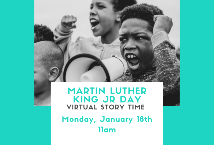 Martin Luther King Jr Story Time and Activity Packet