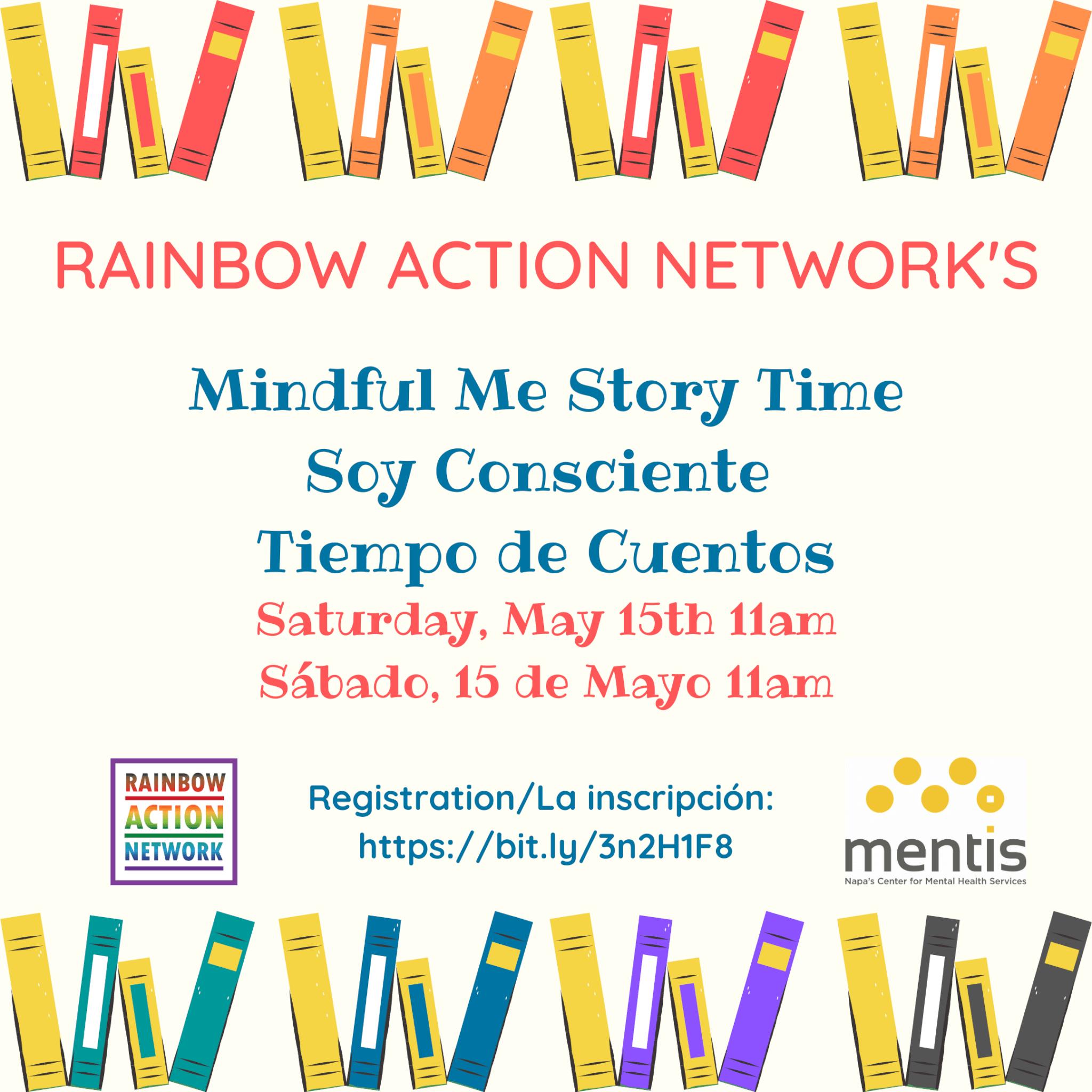 Mindful Me Story Time/Soy Conciente Tiempo de Cuentos