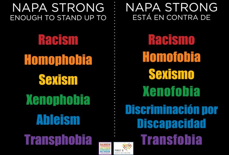 Napa Strong Enough